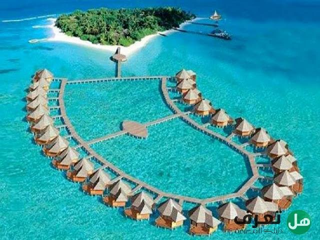 هل تعرف, جزر المالديف ؟