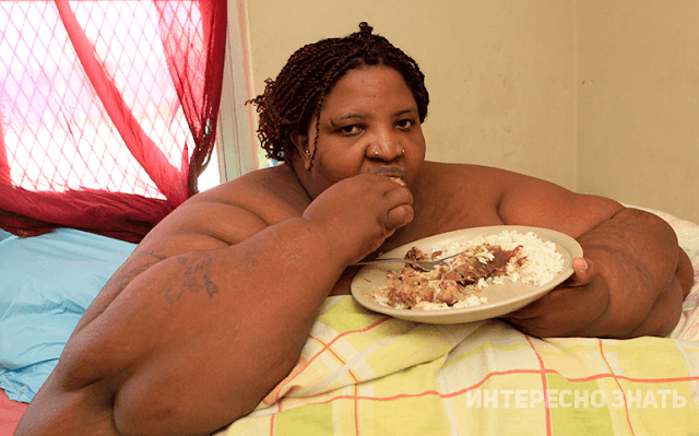 «Жизнь за фастфуд». Мать 6 детей погубили 300 кг лишнего веса