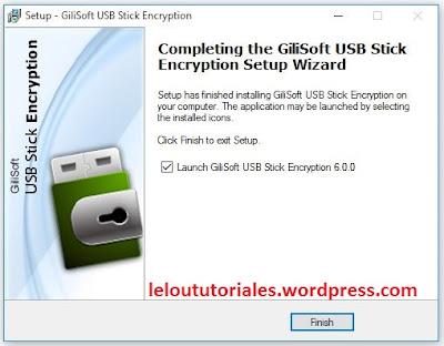 GiliSoft USB Stick Encryption v6.0.0 + Serial [Full] [MEGA]