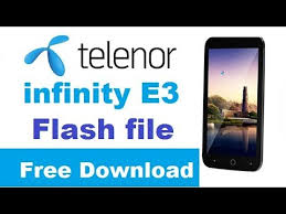 TELENOR Infinity e3 Infinity e3 7.0 tested firmware free download