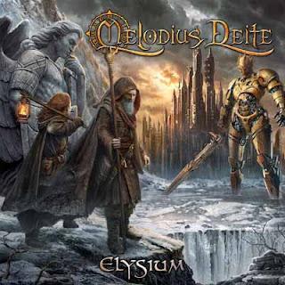 """Ο δίσκος των Melodius Deite """"Elysium"""""""