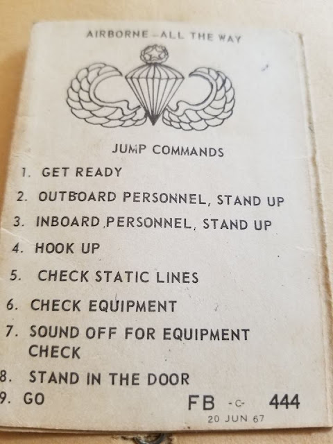 Stand up hook up equipment check