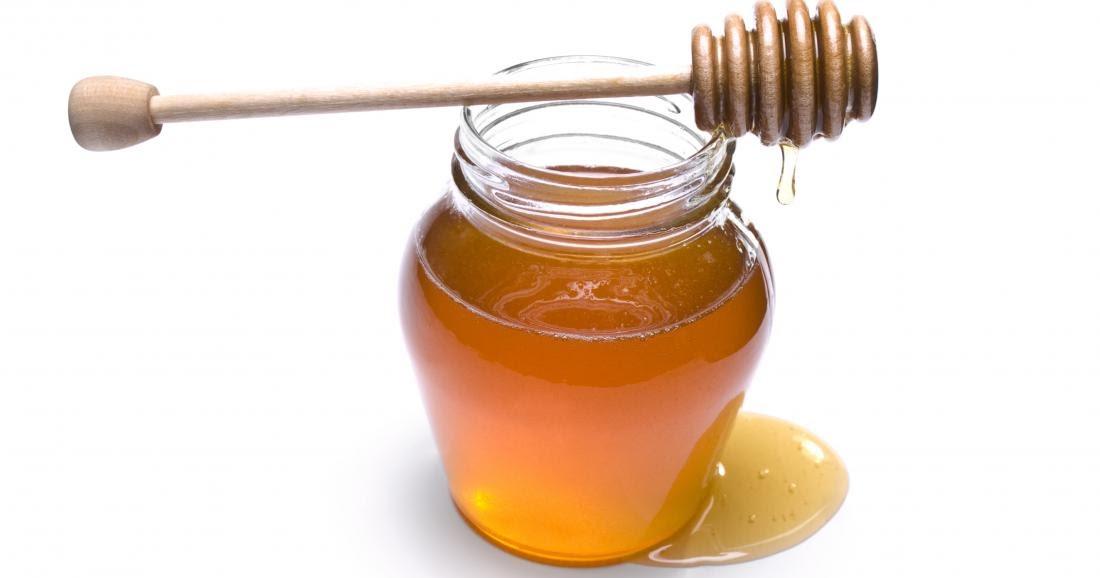 مما يتكون عسل شوكة بلدي؟