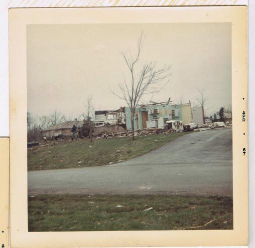 Lake Zurich, Illinois Tornado 1967