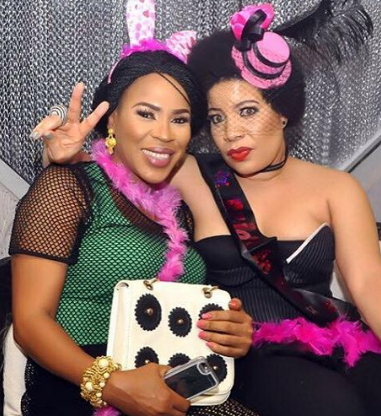 monalisa chinda bridal shower