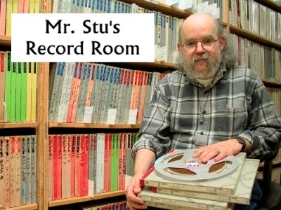 Mr. Stu's Record Room
