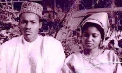 aisha buhari not buhari first wife