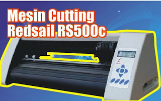 mesin cutting redsail rs 500 c