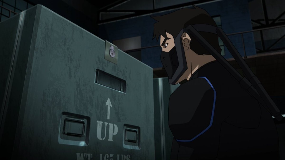 Official Comic Con Trailer For Dc Universes Young Justice Outsiders Adidas Adh2975 Jam Tangan Unisex Silver Featured Above Is San Diego 2018 Released Sneak Peek While Youd Want To Scroll On Down Past Character Design Images A Video Interview