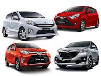 Referensi Mobil Baru Merek Toyota