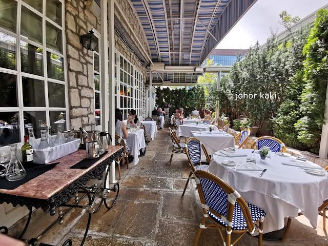 Auberge du Pommier Fine French Restaurant. Summerlicious 2019 Toronto