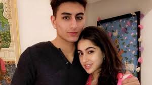 Sara Ali Khan brother
