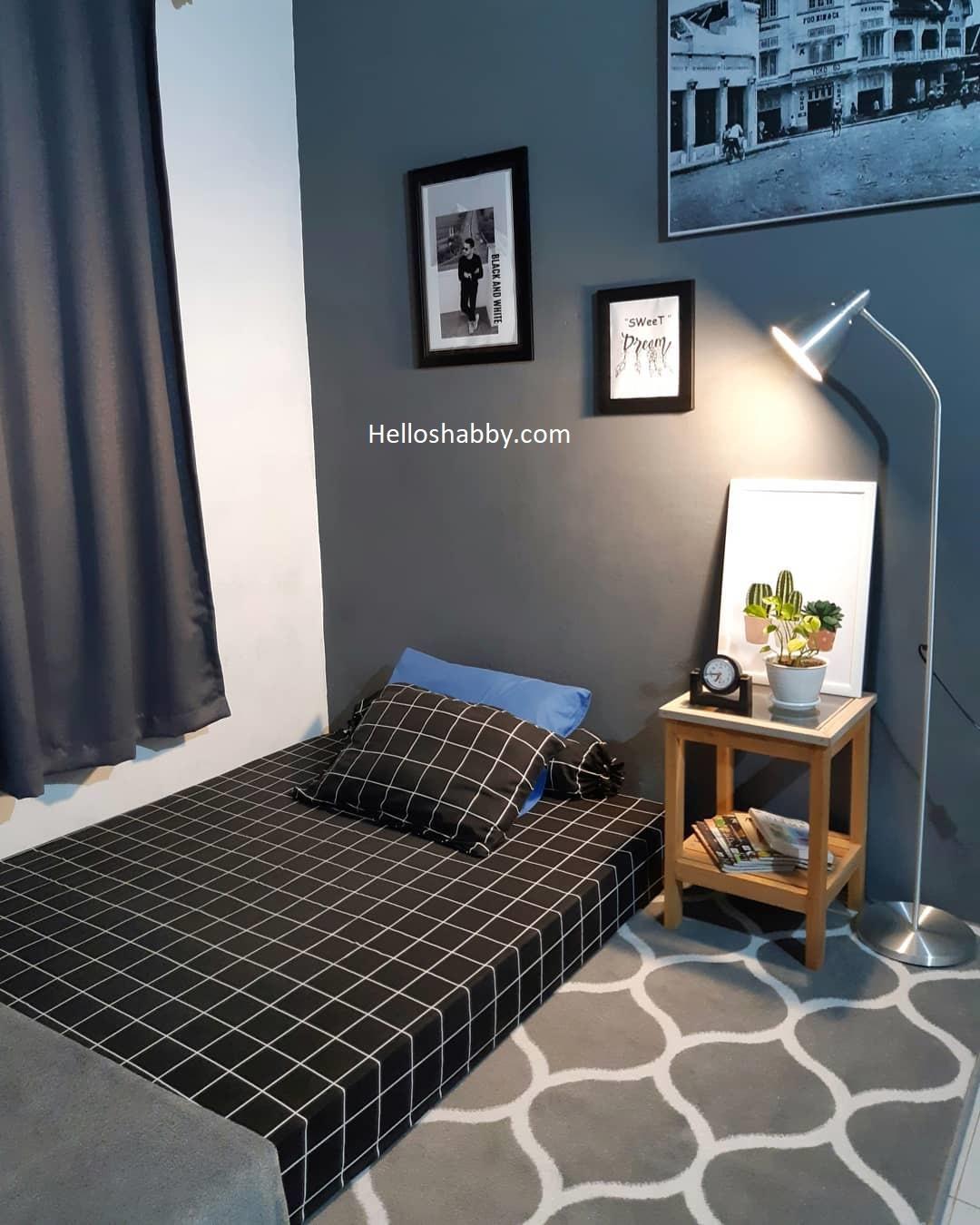 6 Ide Dekorasi Dan Menata Kamar Kost Makin Keren Helloshabby Com Interior And Exterior Solutions Feng shui kamar kost