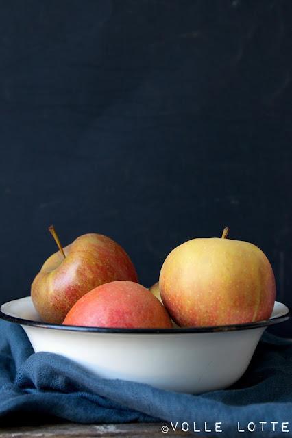 Mini-Apfelstrudel, backen, schnell, Strudelteig, einfach, köstlich, Gäste, Kaffee, Rezept