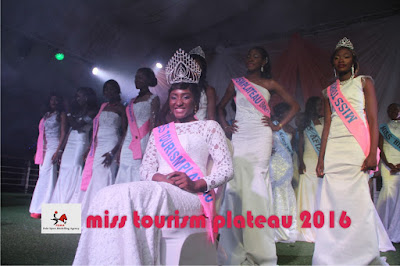 Exclusive Photos at Miss Tourism Plateau 2016 Queen Emerges, Wins a KIA SUV