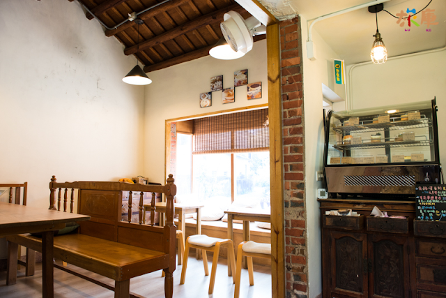 麵包屑&三合院 老屋咖啡