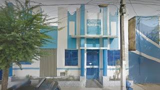 Bomba caseira é explodida na Câmara Municipal de Sapé
