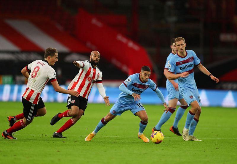 WHU vs  SUFC Dream11 Predictions, Premier League 2020-21 West Ham United vs Sheffield United  United  Playing XI, Football Fantasy Tips