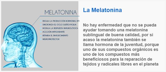 La Melatonina tratamientos naturales