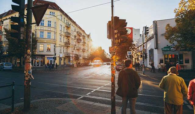 Học tập và sinh sống tại Leipzig