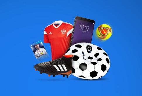 Menilik Kisaran Harga Jual Merchandise Piala Dunia 2018