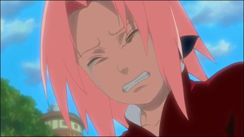 Sakura meminta Naruto membawa Sakura Kembali
