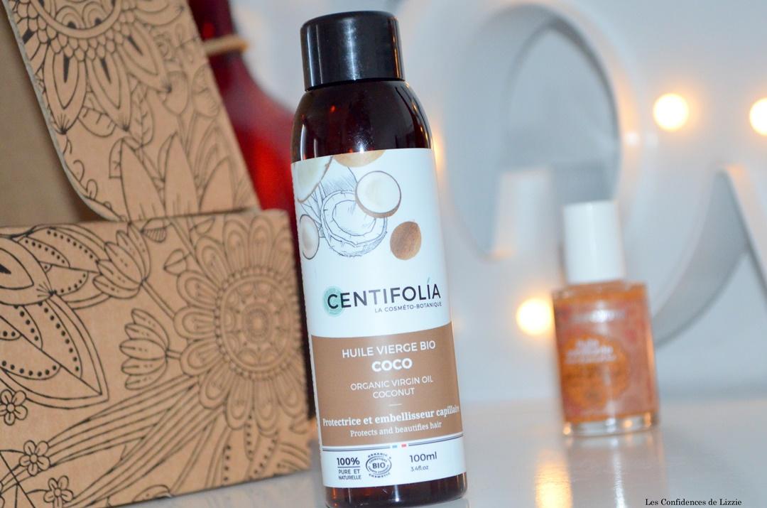 bio - beaute - beaute bio - box - box beaute - box beaute bio - huile de coco bio - flacon d huile de coco - coco bio
