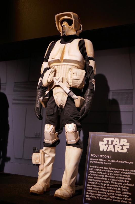 Scout Trooper costume Star Wars Return Jedi