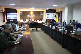 Direktur Sarana dan Prasarana Kemenristekdikti Kunjungi  Kampus Tegalboto