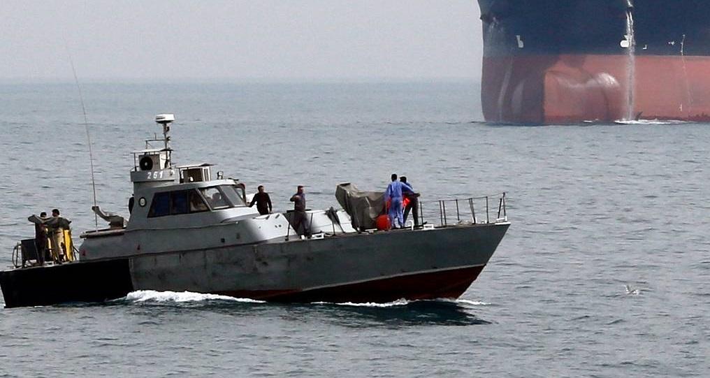 Bagaimana bereaksi di dunia terhadap penahanan kapal tengker Inggris