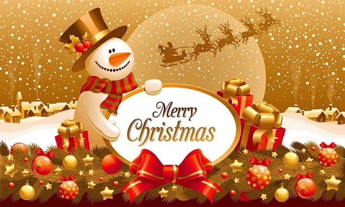 Merry Christmas 2019: Merry Christmas wishes pictures, Xmas welcome, WhatsApp and Facebook status