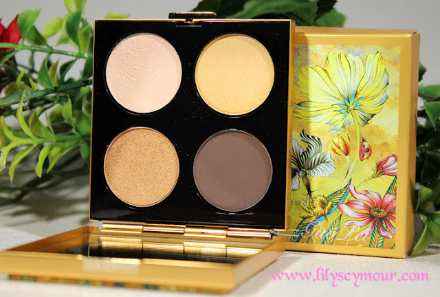 Mac Guo Pei Morning Light x4 Eyeshadow Palette