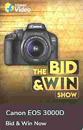 Flipkart Bid and win answers today 17 august