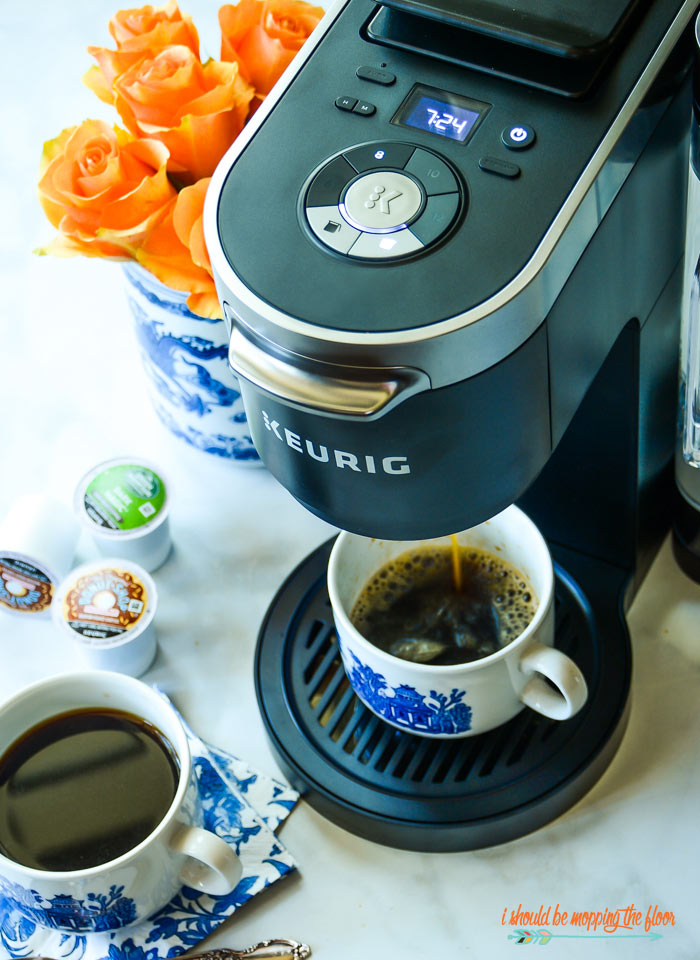 New Keurig 2.0