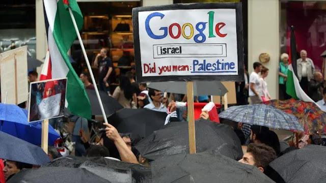 Google y Apple eliminan 'Palestina' de mapas causando protestas