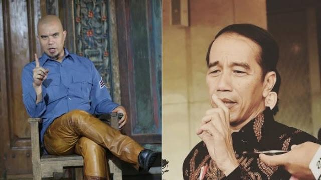 Nilai Tukar Rupiah Anjlok Rp 15.029, Begini Sindiran Makjleb Ahmad Dhani ke Jokowi