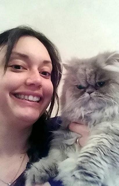 Meet the latest Grumpy Cat, entertainment news