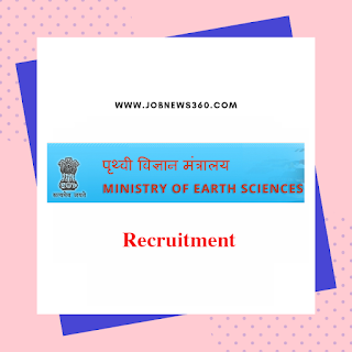 MOES-NCCR Chennai Walk-IN 2019 for Project Scientist-D post