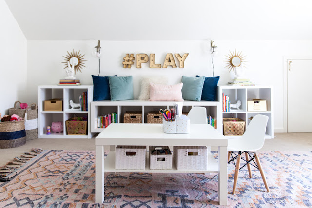 office playroom. Beautiful Playroom This Office Playroom Combo From Style Your Senses Is So Pretty It Looks  Mature And Totally Fun Sweet At The Same Time To Office Playroom E