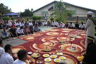 Wakil Wali Kota Menghadiri Acara Doa Bersama Tolak Bala di Balai Adat Tidung dan Budaya Kota Tarakan - Tarakan Info