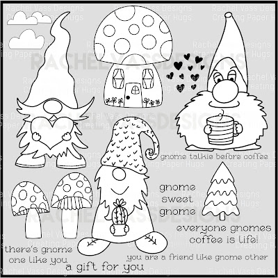 Rachel Vass Designs - Gnome One Like You
