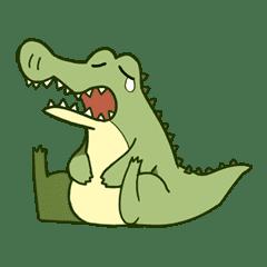 Crocodile tears Fake Nice People