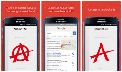 Free Download Adblock Fast 1.2.0 APK for Android