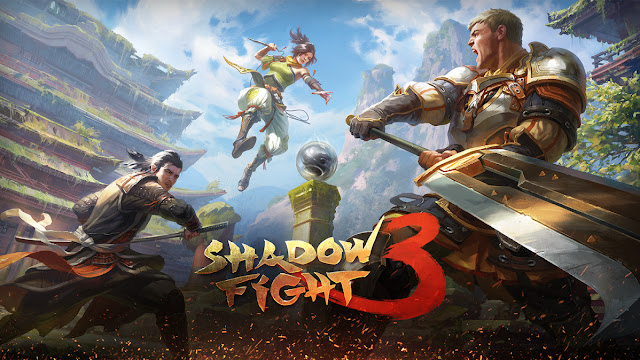game shadow fight 3 mod android