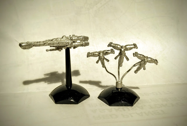 Jovian Chronicles Fleet Scale Syreen Exo Armor
