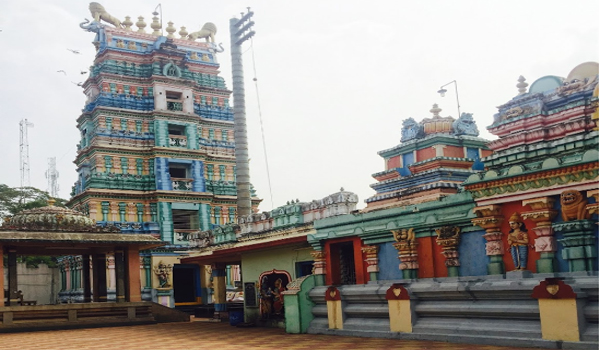 Kanyaka Parameswari Temple