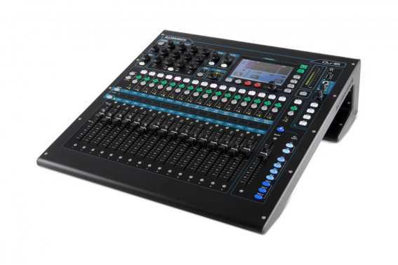 Mengenal Lebih Dekat dengan Audio Mixer