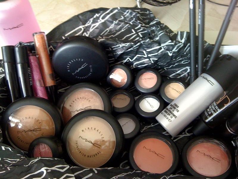 Makeup sponsorship