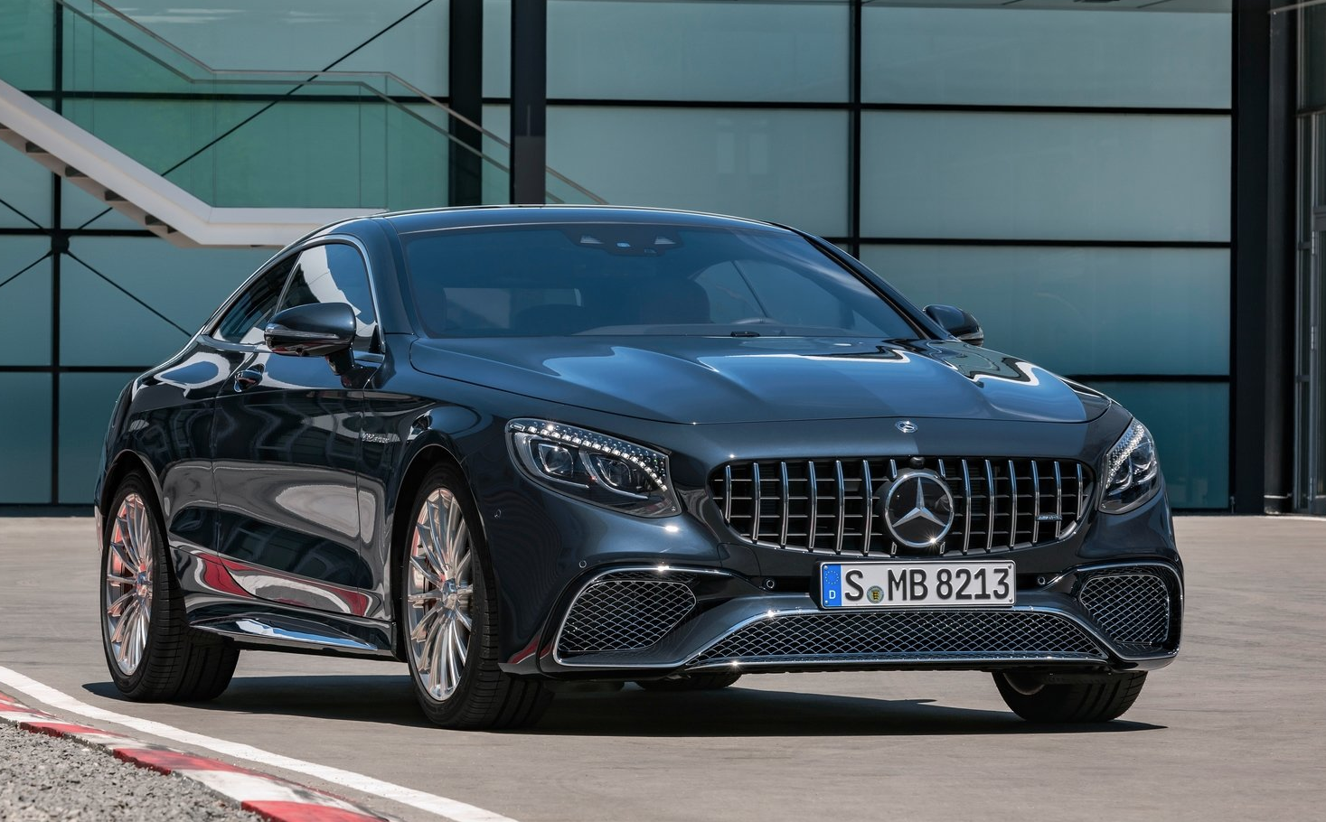 Mercedes-Benz S65 AMG Coupe 2018 - AZH-CARS