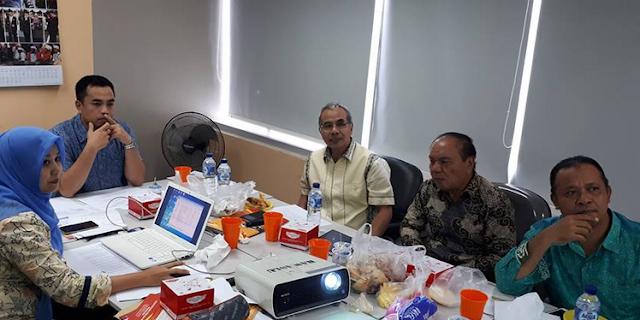 Timsel calon Anggota Bawaslu Riau Periode 2017-2022